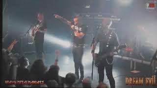 Dream Evil @ HMM-fest 2017-Heavy Metal in the Night