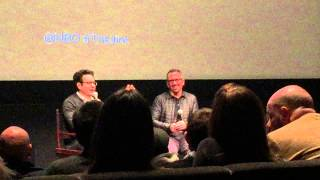 Andrew Jarecki And JJ Abrahams Host Q&A After Screening The Jinx  With Val Broeksmit