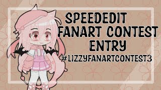 speededit    Gacha club    Fanart contest entry •Ulan Castro Gacha•