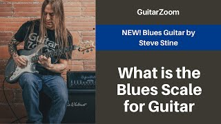What is the Blues Scale for Guitar | Blues Guitar Workshop