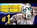 Borderlands The Pre sequel Parte 1: Cl4p tp Vault Hunte