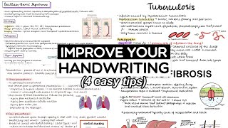 How To Improve Your Handwriting (4 Easy Tips! + Free Worksheet)