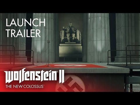 Launch Trailer – Wolfenstein II: The New Colossus thumbnail
