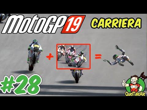 PINO IMPENNINO | MotoGP 19 - Gameplay ITA - Carriera #28
