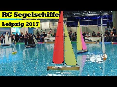 RC Segelschiffe Modell Hobby Spiele Messe Leipzig 2017