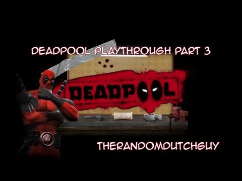 Deadpool - Part 3 - Large Breasted Naked Girl