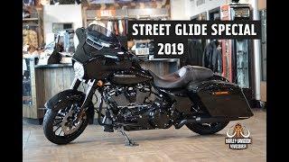 Street Glide Special 114 Harley-Davidson 2019 vivid black