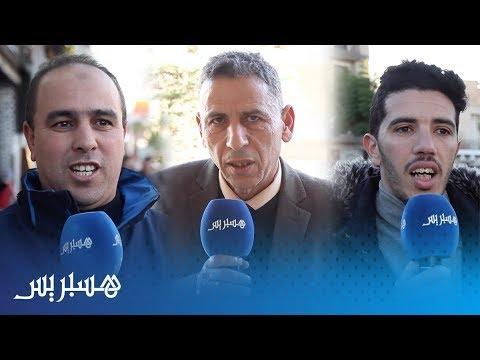 وجديون يردون على تصريحات الرئيس تبون الشعبين المغربي والجزائري خاوة خاوة