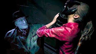Resident Evil 2 Remake - NEW Gameplay Demo Tyrant (2019) Zombie Game
