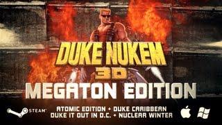 Duke Nukem 3D: Megaton Edition video