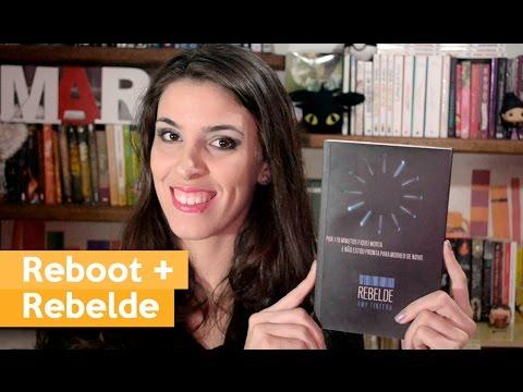 REBOOT + REBELDE - Amy Tintera | Admirável Leitor