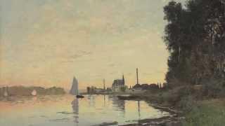 Argenteuil, Fin D'après-Midi (Monet)