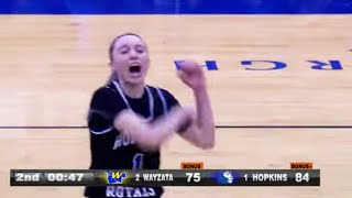 Paige Bueckers 33 Points in Section Final!! INCREDIBLE!! GOAT?!?
