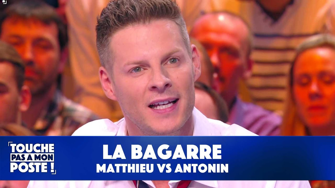 Matthieu Delormeau raconte sa bagarre de 5ème - TPMP