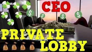 How to Do CEO Missions In a Private Lobby|Grand Theft Auto V|