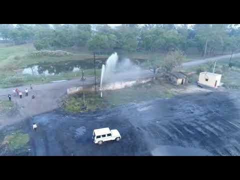Rain Guns for Dust Suppression