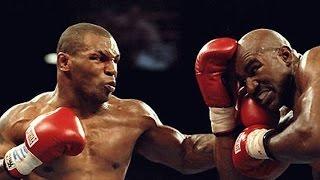 Бокс. Майк Тайсон - Эвандер Холифилд 2 бой реванш (ком. Гендлин) Mike Tyson - Evander Holyfield