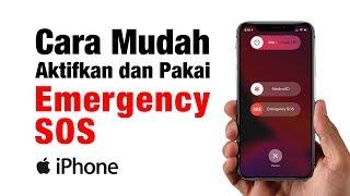 Cara Mudah Gunakan Fitur Emergency SOS atau Panggilan Darurat di iPhone