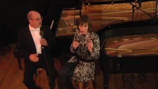 Susan Spelius Gannon interviews pianist Norman Krieger