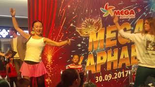 День рождения Mega Center Almaty. 2017. Bellydance. Конкурс