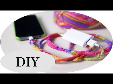 Life Hack: Pimp your charger! Ladegerät für's Handy upcyclen!