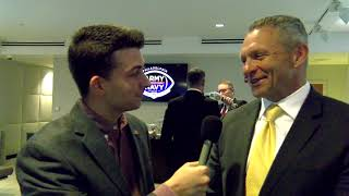 Army-Navy Media Day: Interview With Army Football Head Coach Jeff Monken