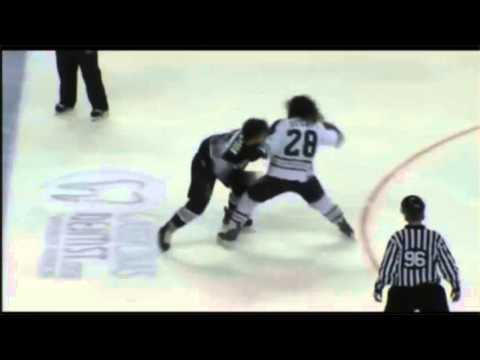 Tayler Thompson vs. David Segal