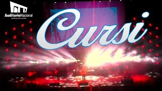 Division Minuscula - Cursi, Auditorio Nacional 8 Octubre 2016