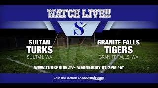 Lady Turks Soccer!  Sultan vs Granite