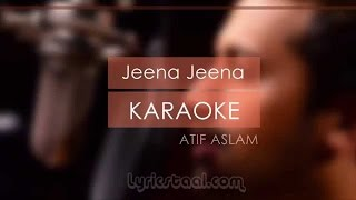Jeena Jeena Lyrics with Audio | Atif Aslam - Badlapur - YouTube