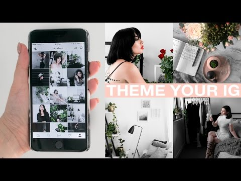 How To Theme Your Instagram - Easy Tips That WORK!
