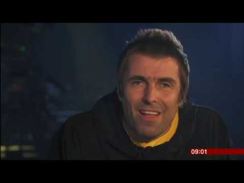 Liam Gallagher - Oasis Songs aren`t  Noel's  interview 24th June 2019