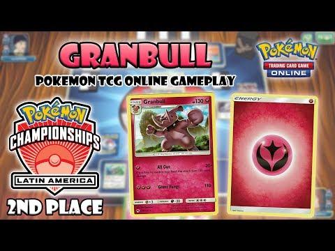 Granbull – Pokemon TCG Online Gameplay