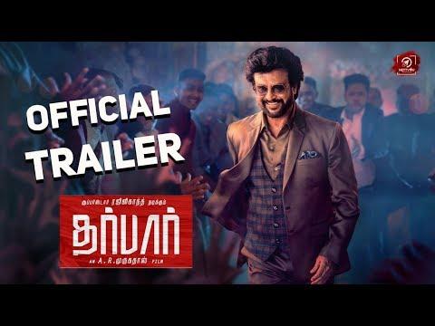 Official:Darbar Trailer Update | Superstar Rajinik..