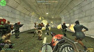 Counter-Strike CZ - Zombie Mod [CSO] - zm_tankard_cso - SISA Server