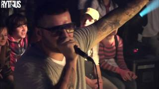 RYTMUS live - Black Prince tour - Košice 26.12. - Jumbo centrum (HD/HQ)