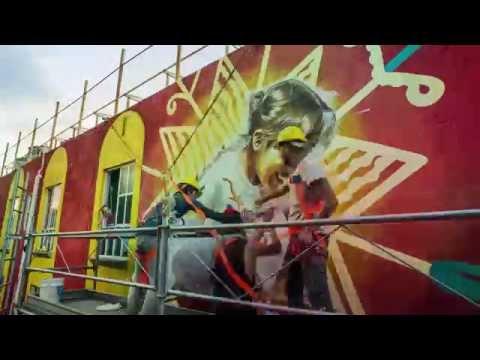 De la Memoria al Muro / Mazahuas