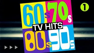 60s, 70s, 80s & 90s TV Hits! - The Greatest TV Soundtracks of All Time ✭ Pt. 1