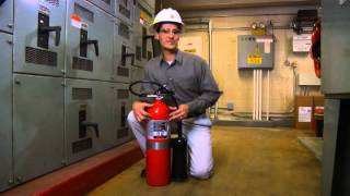 SENTRY: Carbon Dioxide Stored Pressure Fire Extinguishers (3 of 6)