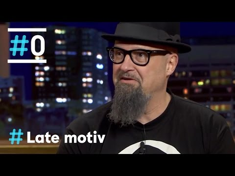 Late Motiv: Entrevista a César Strawberry #LateMotiv177 | #0