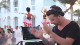 Luciano  Friends Teaser at Destino Pacha Ibiza Resort 2014