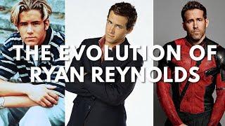 Ryan Reynolds Movie & TV Evolution (1991-2017)