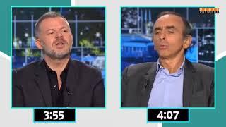 Zemmour Et Naulleau : Débats Musclés