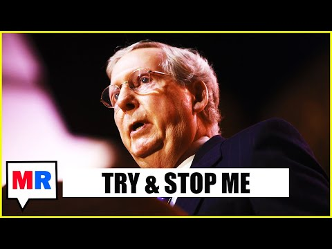 Mitch McConnell: No SCOTUS Appointees For TWO YEARS If Midterms Swing Right