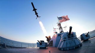 """New Alert (Apr. 18): No More """"Playing Defense"""" For US Navy - Offensive Weapons Are The Play"""