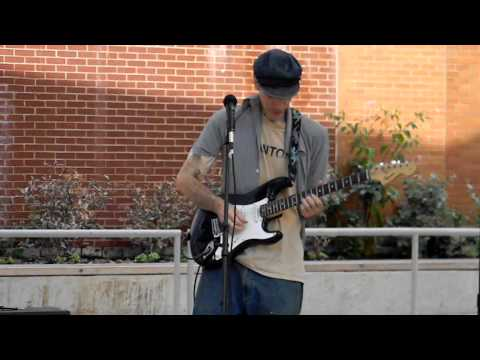 Me & Julio Down at the Schoolyard - The Traveling Bluejayes on Silver Spring's Veterans Plaza