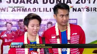 Owi/Butet Incar Medali Emas Asian Games 2018