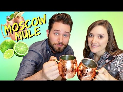 HOW TO MAKE THE PERFECT MOSCOW MULE