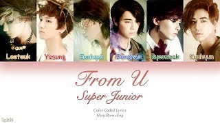 Super Junior - From U