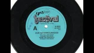 Shirls Neighbourhood Theme - Our Neighbourhood